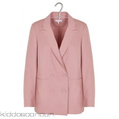 DAY OFF - Women - Double breasted blazer with tailored collar L0WHce49