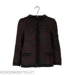 GERARD DAREL - Women - Round-neck tweed jacket p3HBteCh