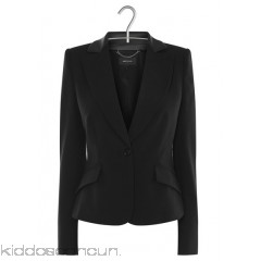 KAREN MILLEN - Women - Close-fitting virgin wool jacket Y9dAunLF