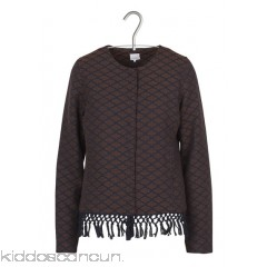 KARL MARC JOHN - Women - Buttoned jacquard jacket ncFA79Pm