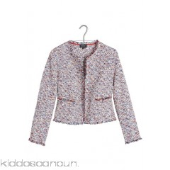 KOOKAI - Women - Short tweed jacket QTNpzCop