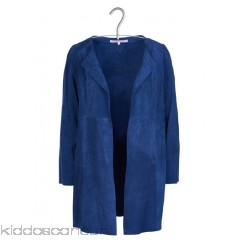 LA FEE MARABOUTEE - Women - Long suede jacket oRwckfBe