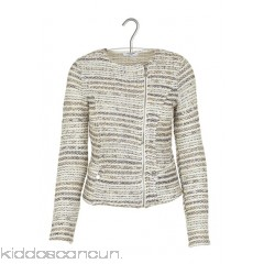 LE TEMPS DES CERISES - Women - Fitted tweed jacket TmPLbZun