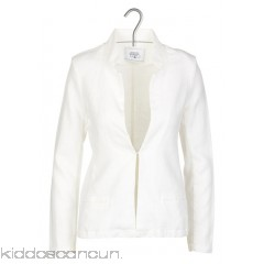 LE TEMPS DES CERISES - Women - Ramie jacket with tailored collar japPNBzI