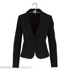 LIU JO - Women - Fitted jacket with guipure detail hA6fuWDJ