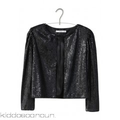 MANGO - Women - Short sequinned jacket DwLAHwTJ