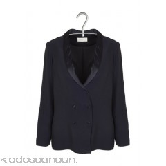 MARIE SIXTINE - Women - Cindy double-breasted satin jacket uu6i1xE7