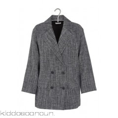 MASSCOB - Women - Woven linen jacket k3lM1e4L
