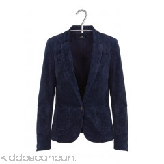 ONE STEP - Women - Patterned velvet jacket s8H6WeVr