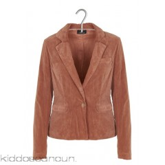 ONE STEP - Women - Velvet jacket z15F4KKQ