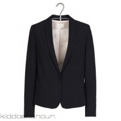 PABLO - Women - Crepe suit jacket with classic collar CqCu3PNE