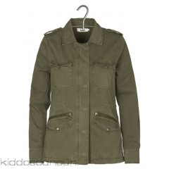 REIKO - Women - Cotton safari jacket yX0ZbBEE
