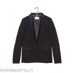 SANDRO - Women - Voguy wool dinner jacket FXClxFJJ