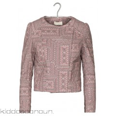 THE KORNER - Women - Fitted printed cotton jacket uvKk6T6i