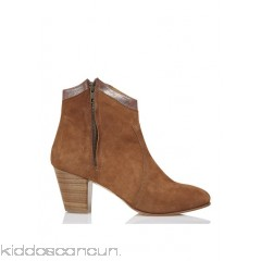 ACOTE - Women - Suede ankle boots TYZUQQrO