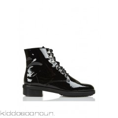 ANAKI - Women - Marco patent leather ankle boots T7eCQmYK