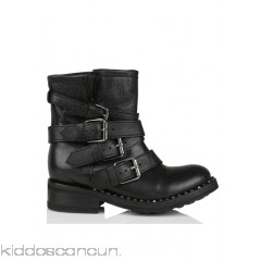 ASH - Women - Biker ankle boosts with buckles tFOFOVR0