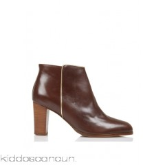 BOBBIES - Women - La Muse leather boots tioUMXK5