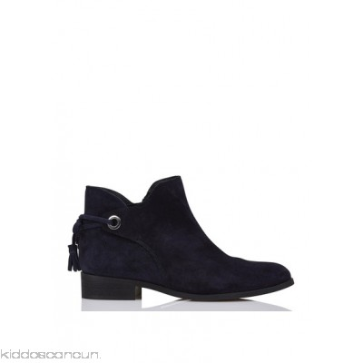 CAROLL - Women - Suede boots with eyelets FVen2vCJ