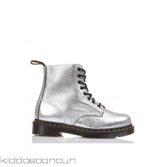 DR. MARTENS - Women - Metallic ankle boots XxuTd1hz