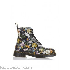 DR. MARTENS - Women - Printed leather ankle boots eBiWWvbi