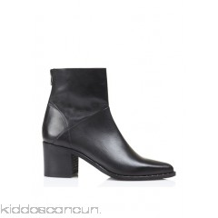 JONAK - Women - Pointed leather ankle boots PKYLuLPa