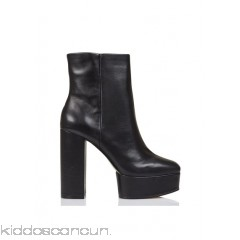 JONAK - Women - Zip-up leather ankle boots with heel x7GTAfvm