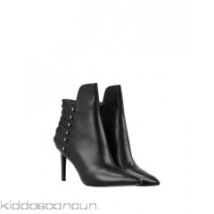 KENDALL + KYLIE Ankle boot - no appliqués solid colour zip narrow toeline spike heel fully lined - Womens Ankle Boots 11324206GI