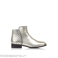 MELLOW YELLOW - Women - Charlyn perforated leather ankle boots c0RrBcHW