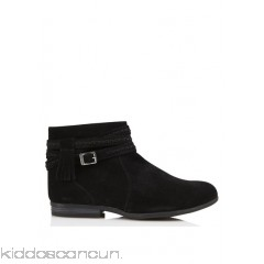 MINNETONKA - Women - Suede leather ankle boots MjdI2YUZ