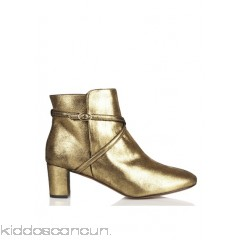 NEW LOVERS - Women - Mid-heel leather ankle boots f89TNaSA