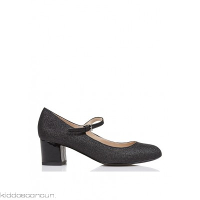 MELLOW YELLOW - Women - Babelo sparkly Mary Janes hmEDQcmb