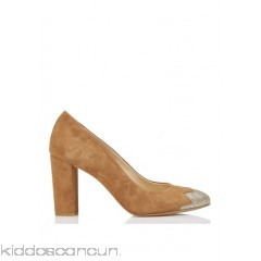 MELLOW YELLOW - Women - Chima suede high heels with sparkly detail ATuDPj7L