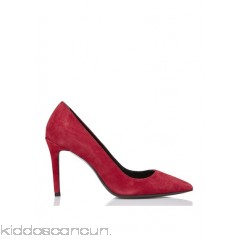 THE KOOPLES - Women - Suede high heels pMMiAXzP