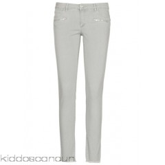 IKKS - Women - Push-up slim jeans with zips details fcKnjshb