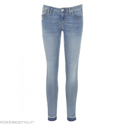 REIKO - Women - Destroyed and cropped skinny jeans YqiauNcV