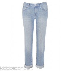 STELLA FOREST - Women - Faded boyfriend jeans QEqavuCf
