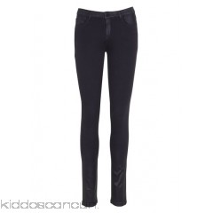 ZAPA - Women - Skinny jeans with coated details enwtTCau