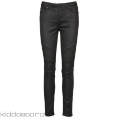 ZAPA - Women - Slim leather-look jeans jz7aAWWE
