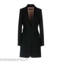 DOLCE & GABBANA Coat - lace cool wool darts solid colour single-breasted  2 buttons - Womens Coats 41771561SW