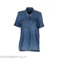 <b>Notice</b>: Undefined index: alt_image in <b>/home/kiddoscancun/public_html/vqmod/vqcache/vq2-catalog_view_theme_cerah_template_product_category.tpl</b> on line <b>73</b>EQUIPMENT Denim shirt - denim flashes solid colour dark wash short sleeves button-down collar - Womens Denim Shirts 42655660NA