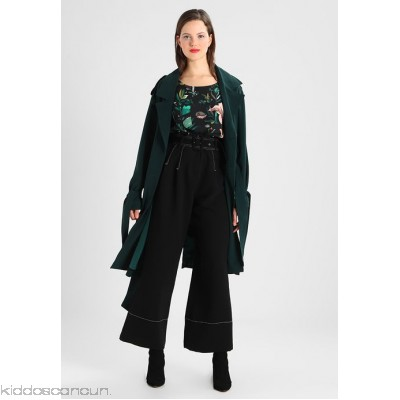 Sister Jane GRASS - Trenchcoat - green - Womens Trench Coats QS021U000-M11
