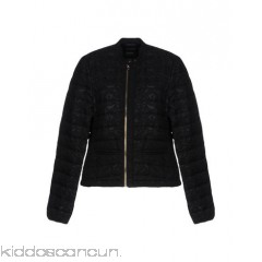 <b>Notice</b>: Undefined index: alt_image in <b>/home/kiddoscancun/public_html/vqmod/vqcache/vq2-catalog_view_theme_cerah_template_product_category.tpl</b> on line <b>73</b>GUESS Biker jacket - lace quilted logo basic solid colour single-breasted  zip - Womens Biker Jackets 41786164HI