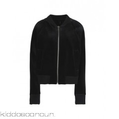 DKNY Bomber - neoprene chenille no appliqués basic solid colour single-breasted  zip - Womens Bombers 41766108WL