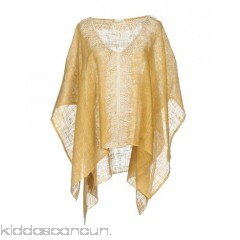 PYAAR Cloak - plain weave no appliqués solid colour single-breasted  v-neck no pockets - Womens Cloaks 41767029PP