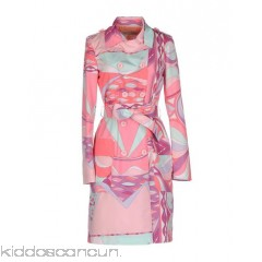 <b>Notice</b>: Undefined index: alt_image in <b>/home/kiddoscancun/public_html/vqmod/vqcache/vq2-catalog_view_theme_cerah_template_product_category.tpl</b> on line <b>73</b>EMILIO PUCCI Belted coats - techno fabric logo belt designer's motif double-breasted button closing - Womens Belted Coats 41774573FC