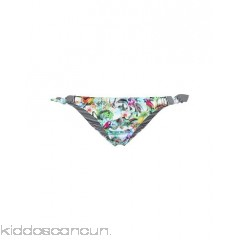 BANANA MOON Bikini - synthetic jersey logo floral design self-tie closure stretch - Womens Bikinis 47218146LI