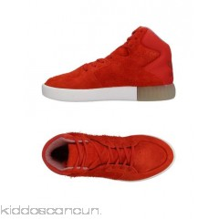 ADIDAS ORIGINALS Sneakers - plain weave suede effect logo solid colour laces round toeline - Womens Sneakers 11417977WM