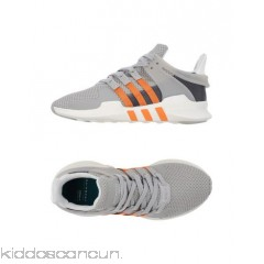 ADIDAS ORIGINALS Sneakers - techno fabric logo solid colour laces round toeline flat - Womens Sneakers 11335445XW