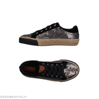 GIOSEPPO Sneakers - faux leather logo sequins solid colour laces round toeline - Womens Sneakers 11335720DS